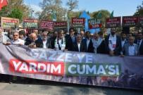 YAŞAM ŞARTLARI - Bursa'dan Gazze'ye destek
