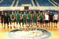 EUROPE - Büyükşehir Basketbol, Büyükçekmece Hazırlıklarını Sürdürüyor