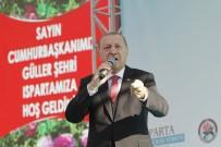 ULAŞTIRMA DENİZCİLİK VE HABERLEŞME BAKANI - Cumhurbaşkanı Erdoğan Açıklaması 'Bize Söz Verdiler, Gideceğiz Dediler. Terk Etmediler, Gereği Yapılacak'
