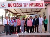 RADYOAKTİF - Denizli'de 57 Hasta Radyoaktif İyot Tedavi Merkezi'nde Tedavi Gördü