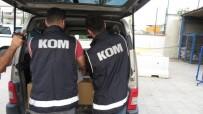 PAMUKKALE ÜNIVERSITESI - Denizli'de Sahte İçkiden 2 Kişi Öldü, 2 Kişi Kör Oldu