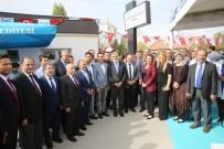 AK PARTİ MİLLETVEKİLİ - Elmas Seyyar Aile Sağlığı Merkezi Hizmete Açıldı