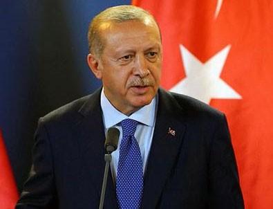 Erdoğan'dan operasyon sinyali
