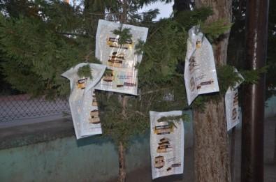 Ereğli'de Ağaçlar Kitap Açtı