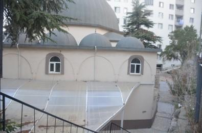 Ertuğrulgazi Camii Yıkılıyor