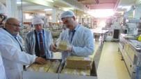 BEKİR ŞAHİN TÜTÜNCÜ - Eskişehir'deki Gıda Üretim İşletmeleri Modernleşiyor