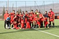 GENÇLERBIRLIĞI - Eskişehirspor'un Geleceği Bu Çocuklarda