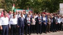 DEMOKRASİ PARKI - Filistin'e Destek Çağrısı Yapıldı