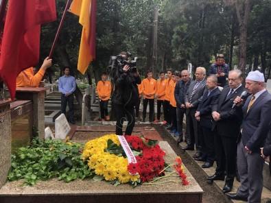 Galatasaray'ın 113. Yıl Etkinlikleri Kapsamında Ali Sami Yen Mezarı Başında Anıldı