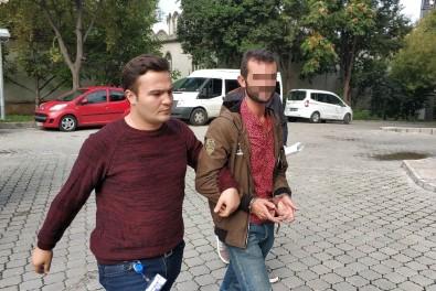 Gazetecilere, 'Biz Temiz İnsanlarız Çekmeyin' Diyen Genç Dolandırıcılıktan Tutuklandı