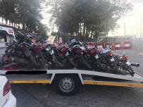 GAZIANTEP EMNIYET MÜDÜRLÜĞÜ - Gaziantep'te Motosiklet Hırsızlarına Operasyon Açıklaması 6 Gözaltı