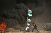 MERMİ - Gazze'de Şehit Sayısı 7'Ye Yükseldi