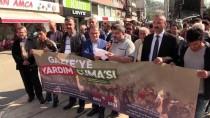 İNSAN HAKLARı - Gazze'deki Ambargo Ve Ablukaya Tepkiler