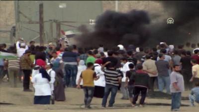 GÜNCELLEME - Gazze'deki Barışçıl Gösterilerde 5 Filistinli Şehit Oldu