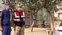 HATALı SOLLAMA - Hatay'da 'Drone' İle Havadan Trafik Denetimi Yapıldı