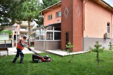 İnönü'de Genel Temizlik Çalışmaları