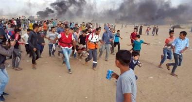 İsrail Askerleri 6 Filistinliyi Şehit Etti