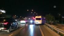 KİMLİK TESPİTİ - İzmir'de Hafif Ticari Aracın Çarptığı Kadın Öldü