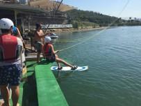 SU SPORLARI - İzmit Belediyesi'nden Wakebord Eğitimi