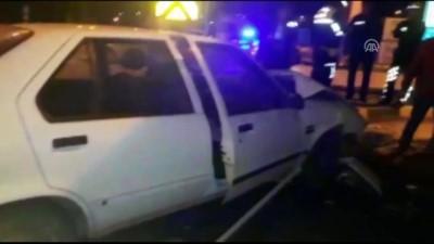 Karabük'te Trafik Kazası Açıklaması 10 Yaralı