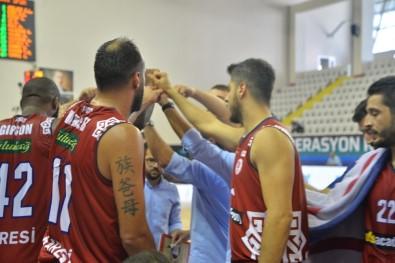 Karesispor'un Rakibi Banvit Kırmızı