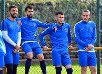 KASIMPAŞA SPOR - Kasımpaşa, Akhisarspor Maçı Hazırlıklarını Sürdürdü