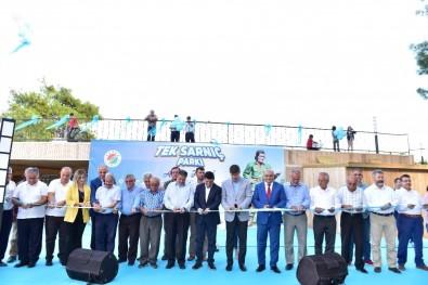 Kepez'in 6. Temalı Kent Parkı Törenle Açıldı
