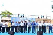 BOTANİK BAHÇESİ - Kepez'in 6. Temalı Kent Parkı Törenle Açıldı
