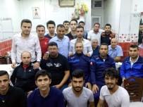 HAKEM KURULU - Kilis Hakemleri 2018-2019 Sezonunu Açtı