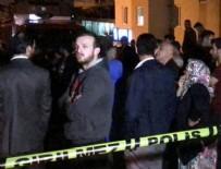 İNŞAAT FİRMASI - Korkutan olay! Vatandaşlar sokağa döküldü