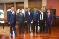 OSMANGAZI BELEDIYESI - Kosovalı Bakan Panorama 1326'Ya Hayran Kaldı