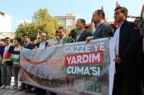 SIYONIST  - Manisa'dan Müslüman Ülkelere Gazze Çağrısı