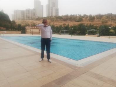 Mardin'de Toz Bulutu Hayatı Olumsuz Etkiledi