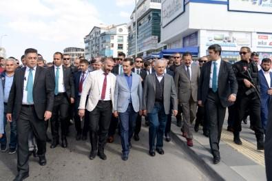 Meclis Başkanı Binali Yıldırım, Altındağ'da