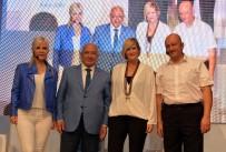 TELEVİZYON SUNUCUSU - Mersin'de 'Engelsiz Hayat Yolunda Medya Ve Sanatın Rolü' Paneli