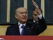 Bahçeli'den 'Brunson' açıklaması: Milli vicdanı rahatsız etmiştir