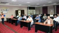 İBRAHIM DEMIR - NTO'da İkinci El Araç Alım Satım Mesleki  Yeterlilik Sınavı Yapılıyor