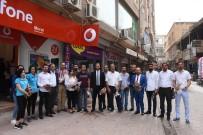 YERLİ TURİST - Nusaybin'e Gelen Turistler Davul Zurnayla Karşılandı