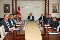 OSB Müteşebbis Heyeti Toplantısı Düzenlendi