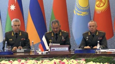 Özbekistan'da BDT Savunma Bakanları 75. Toplantısı