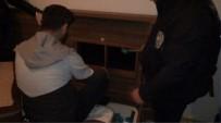 MERMİ - (Özel) İstanbul'da Narkotik Operasyonunda Polisi Şoke Eden Raylı Sistem