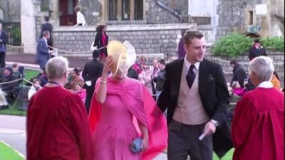 Prenses Eugenie Törenle Dünya Evine Girdi