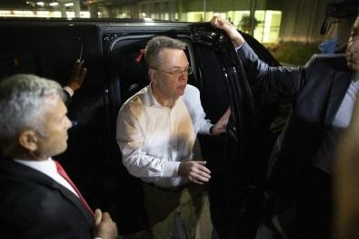 Rahip Brunson Türkiye'den Ayrıldı