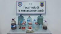 SAHTE RAKı - Sahte Rakı Ve Şarap İmalatçısına Jandarma Baskını