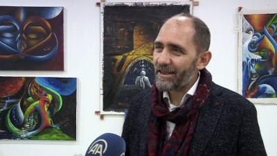 Saraybosna'da 'Kelimenin Kalbi' Sergisi