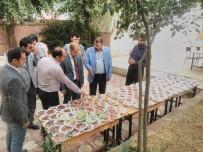İÇLİ KÖFTE - Sason'da Şehit Yakınları Yararına Kermes Düzenlendi