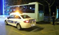 HALK OTOBÜSÜ - Şehir İçine Park Eden Otobüslere Cezai İşlem