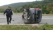 KADIR BOZKURT - Sinop'ta Trafik Kazası Açıklaması 1 Yaralı