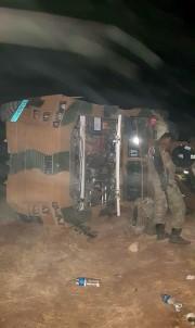 Şırnak'ta Zırhlı Araç Devrildi Açıklaması 12 Yaralı