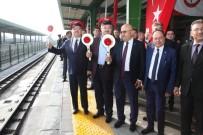MUSTAFA TUTULMAZ - Sosyal Kooperatif Eğitim Ve Tanıtım Treni'nin 10. Durağı Afyon Oldu